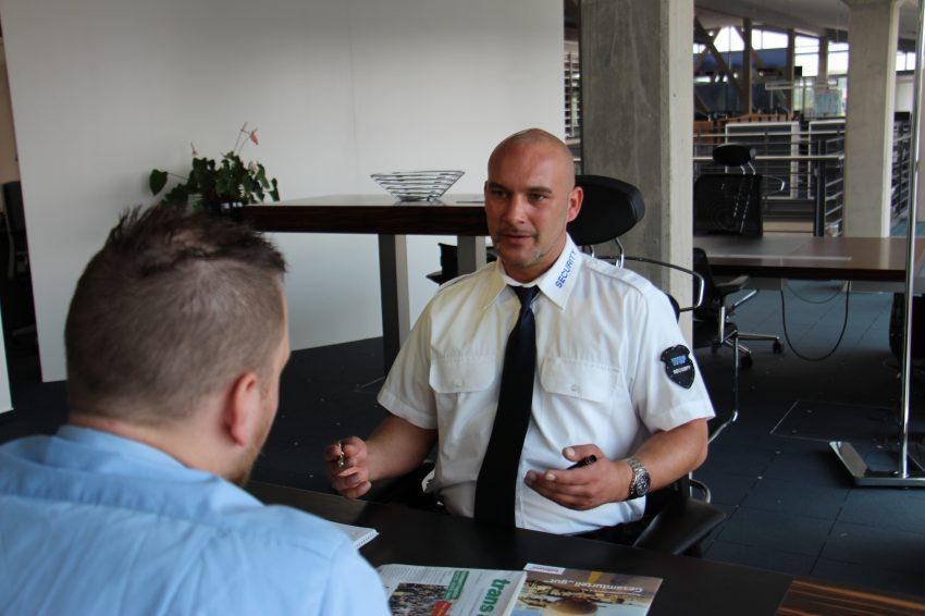 Ihr zuverlässiges Sicherheitsteam in Osnabrück