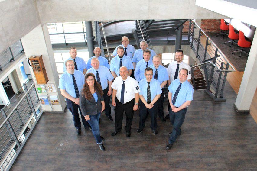 Wir bei WSP-Security stehen für ihre Sicherheit ein.